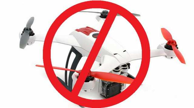 Quadcopters banned from national parks