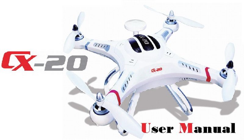 Cheerson Cx20 User Manual First Quadcopter. Cheerson Cx20 User Manual By Quadcopter Novice. Wiring. Drone Cx20 Wiring Diagram At Scoala.co