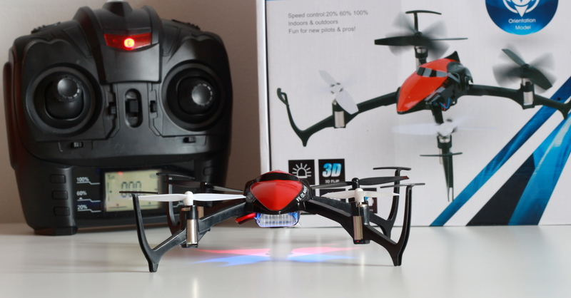 Eachine 3D X4 quadcopter