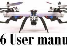 Tarantula X6 User manual
