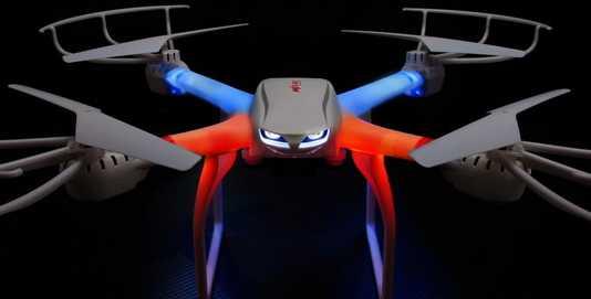 MJX X101 quadcopter