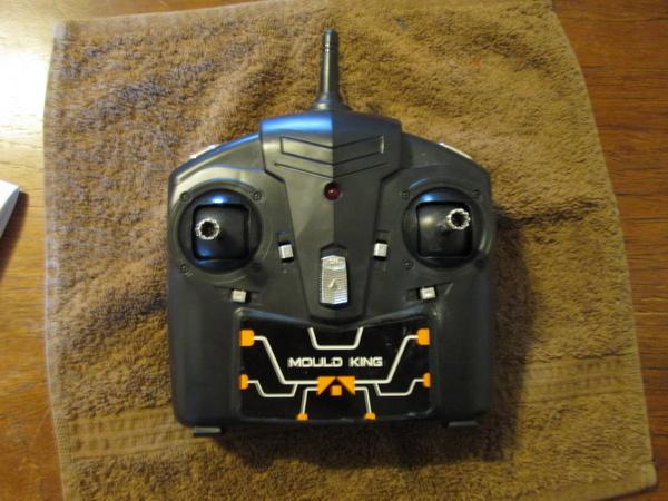 MK Quad remote controller