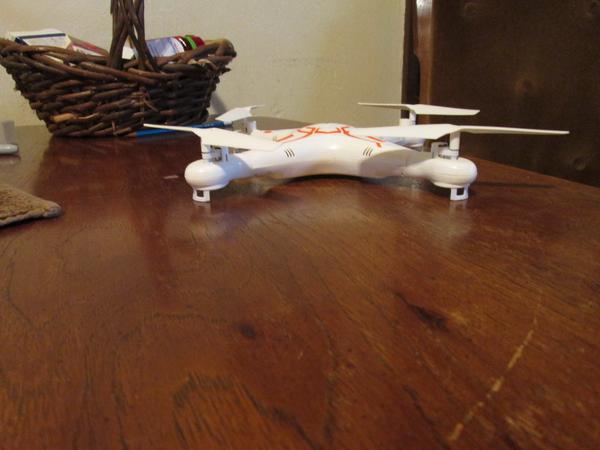 Molding King Quadcopter Mod
