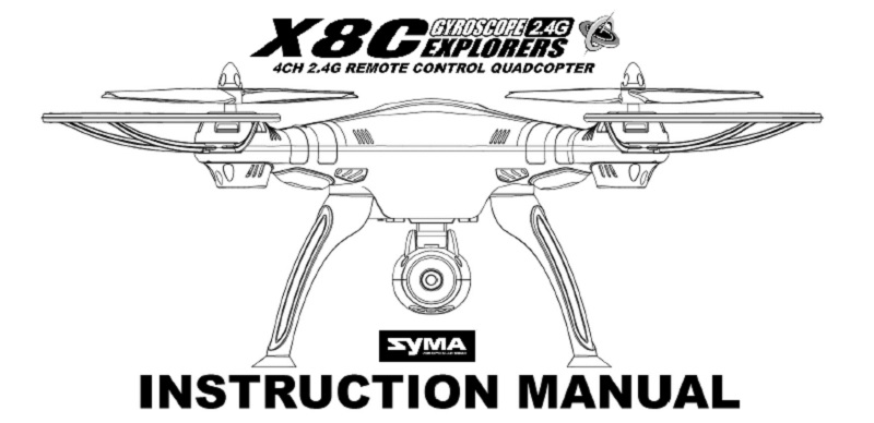 syma x8c user manual first quadcopter Robotics Wiring-Diagram syma x8c user manual