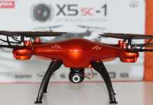 Syma X5sc-1 Quadcopter review