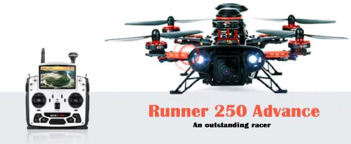Walkera Runner 250 Advance Quadcopter
