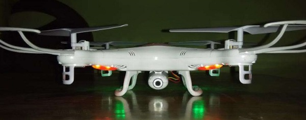 Best quadcopter Syma X5C1