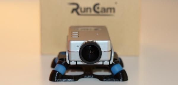 RunCam HD review optical element