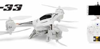Cheerson CX-33W tricopter
