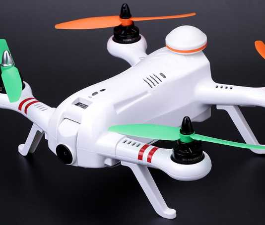 DYS X230 racing quadcopter
