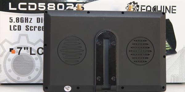 Eachine LCD5802S review - verdict