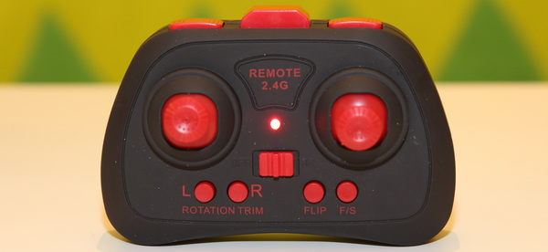 GW008 Mini Skull review - Transmitter