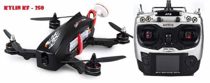Kylin KF-250 quadcopter