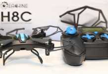 Eachine H8C Mini eview