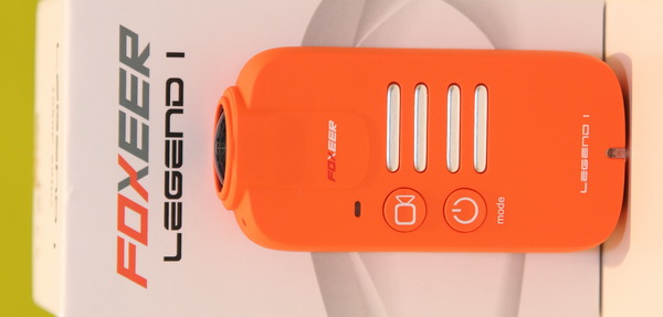 Foxeer Legend 1 camera - Controlls