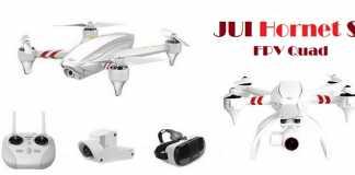 JYU Hornet S FPV Quadcopter