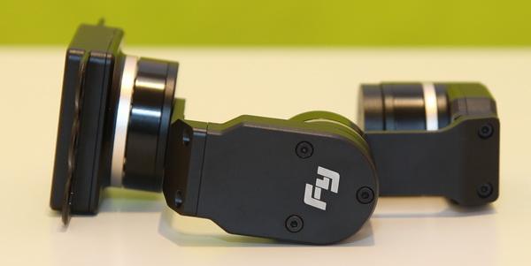 MiNi3D Pro gimbal review - Closer look