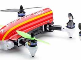 ROA Parkour 280 Racing quadcopter