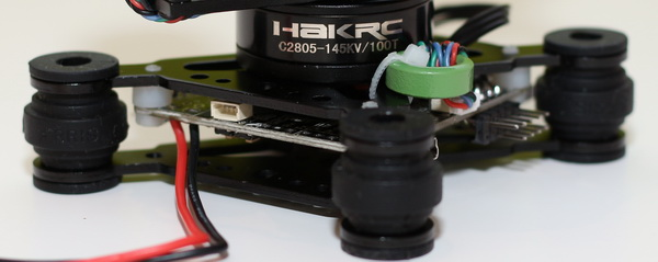HAKRC Storm32 review - Brushless motors