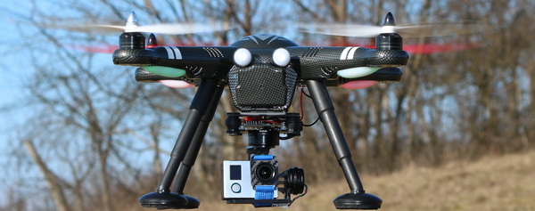 HAKRC Storm32 review - Test of the gimbal