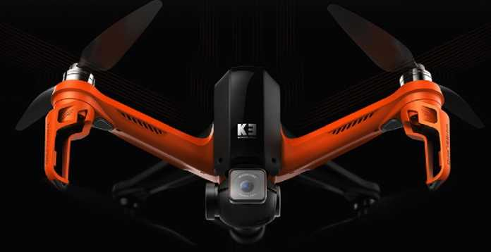 WINGSLAND K3 quadcopter