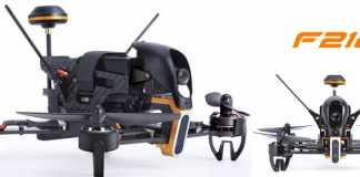 Walkera F210 racing quadcopter