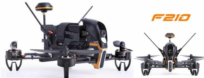 Walkera F210 racing quadcopter