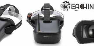 Eachine VR-007 FPV goggles