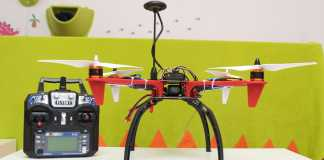 F450 my first DIY Quadcopter