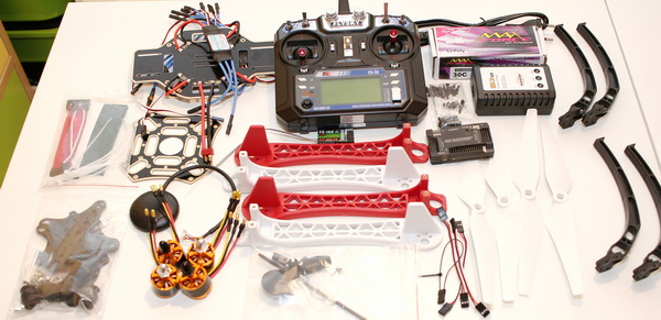 F450 quadcopter kit