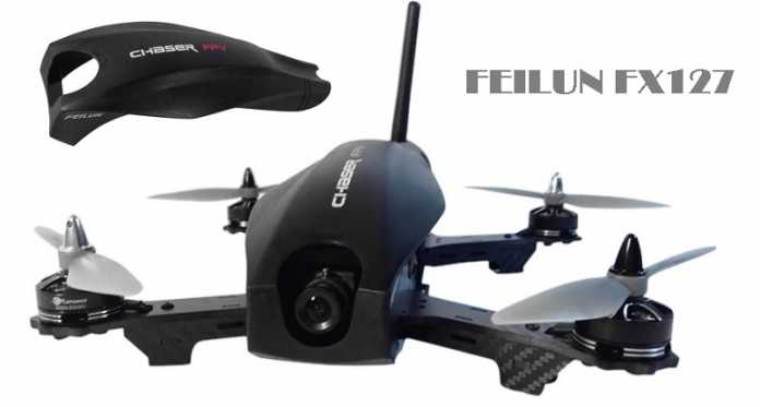 FEILUN FX127 racing quadcopter