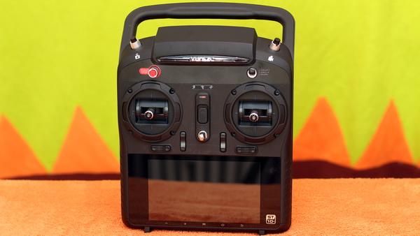 Yuneec Q500 4K review - Transmitter
