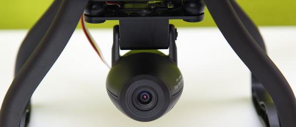 Cheerson CX-35 review - Camera