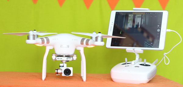 DJI Phantom 3 Advanced review - Firmware update