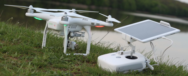 DJI Phantom 3 Advance review - Ready to take-off