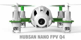 Hubsan Nano Q4 H111D and H111C