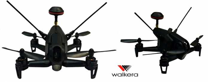 Walkera f150 racing quadcotper