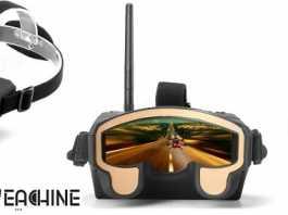 Eachine EV800 FPV goggles