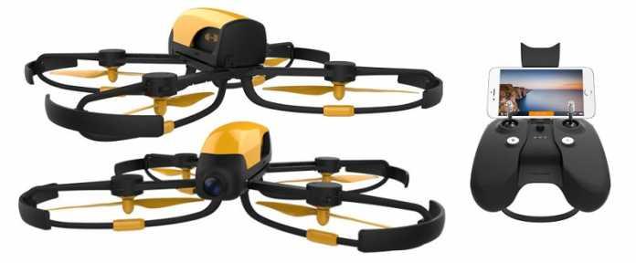 Elanview Cicada K quadcopter