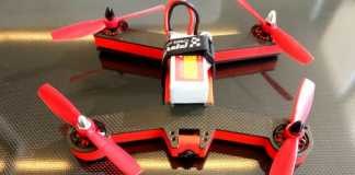 FPVSTYLE UNICORN 220quadcopter