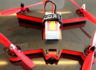 FPVSTYLE UNICORN 220quadcopter