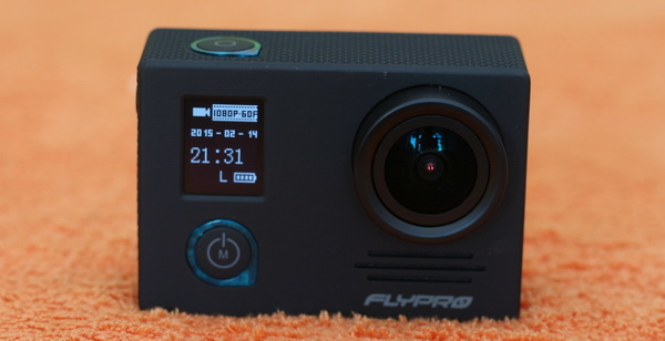 FlyPro XEagle review - Camera