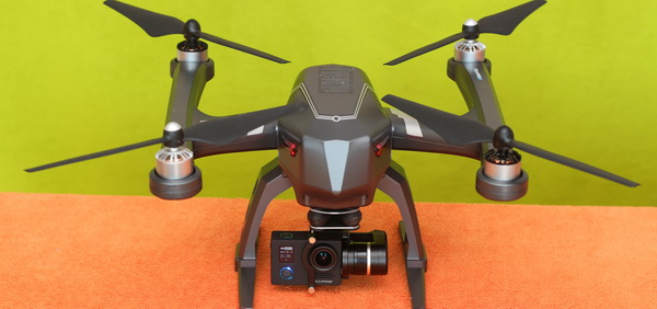FlyPro XEagle review - First Watch controlled quadcopter