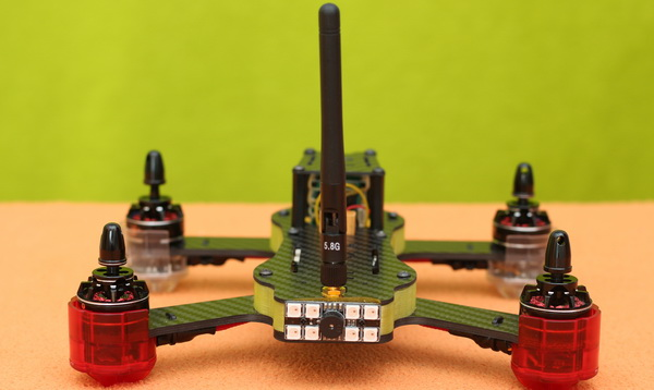REDCON Phoenix 210 review - Rear view