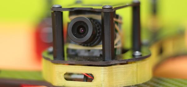 REDCON Phoenix 210 review - Camera