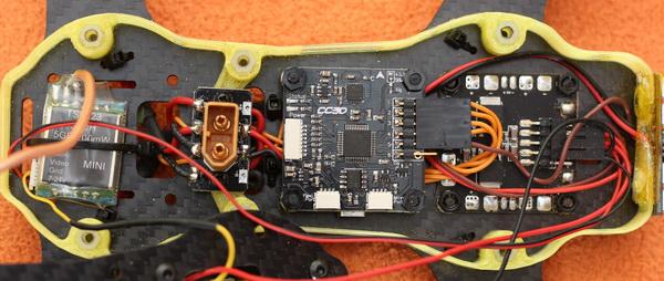 REDCON Phoenix 210 review - Inside view