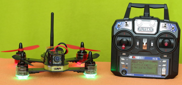 REDCON Phoenix 210 review - Remote controller