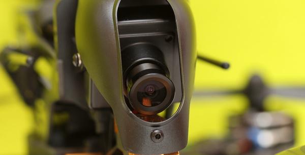 Walkera F210 review - Camera