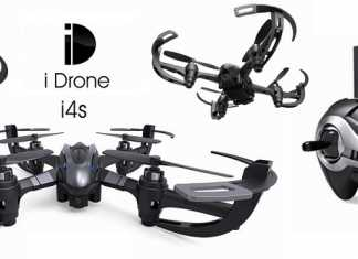Yizhan iDrone i4S quadcopter