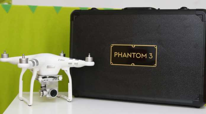 Realacc Phantom 3 case review